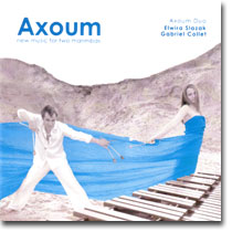 AXOUM DUO new music for two marimbas (TA, 2006)