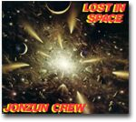 Jonzun Crew - Lost in Space (1983, réédition 2001)