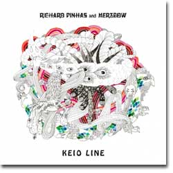 Richard Pinhas and Merzbow : Keio Line