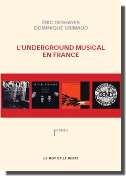 L'Underground Musical en France, édition 2008