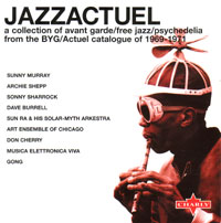 Jazzactuel compilation 3 cd (2001)