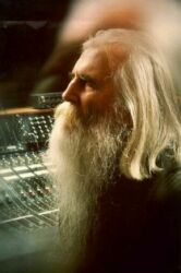 Moondog en studio