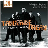 Tangerine Dream : the electronic journey (Eastgate, 2010)